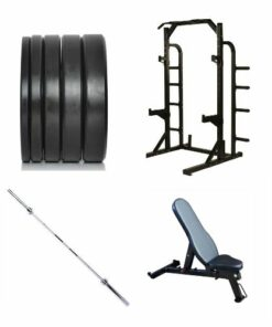 light commercial gym package