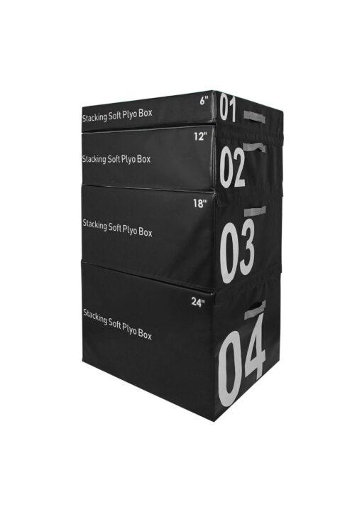 Plyometric Foam Boxes