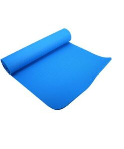 Yoga Mat | 6mm TPE (Blue)