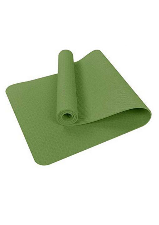 Yoga Mat | 6mm TPE (Green)
