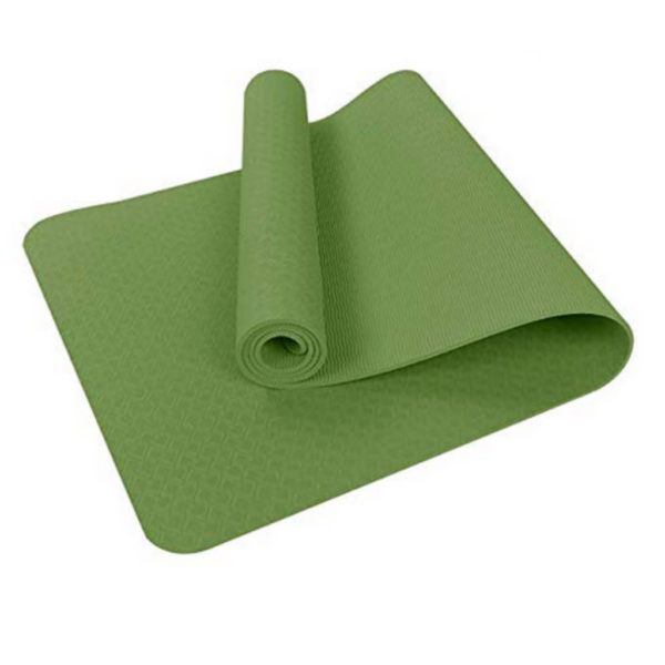 Yoga Mat | 6mm TPE (Green)