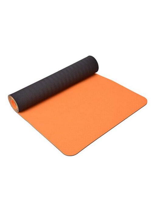Yoga Mat | 6mm TPE Orange