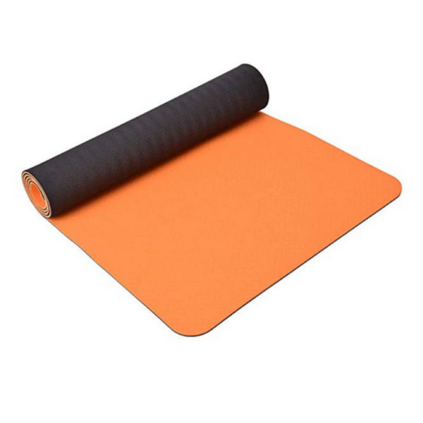 Yoga Mat | 6mm TPE Orange