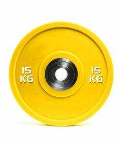 15KG Bolt Strength Competition Bumper Plate