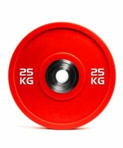 25KG Bolt Strength Competition Bumper Plate