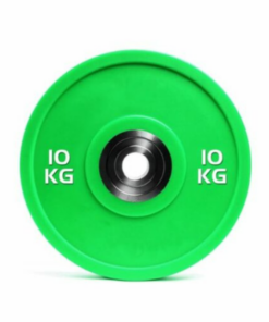 10KG Bolt Strength Competition Bumper Plate