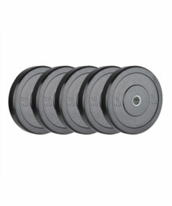 Black Bumper Plate Bundle