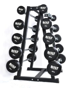 Bolt Strength Straight Barbells