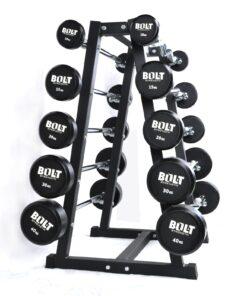 Bolt Strength Ez Curl Barbells
