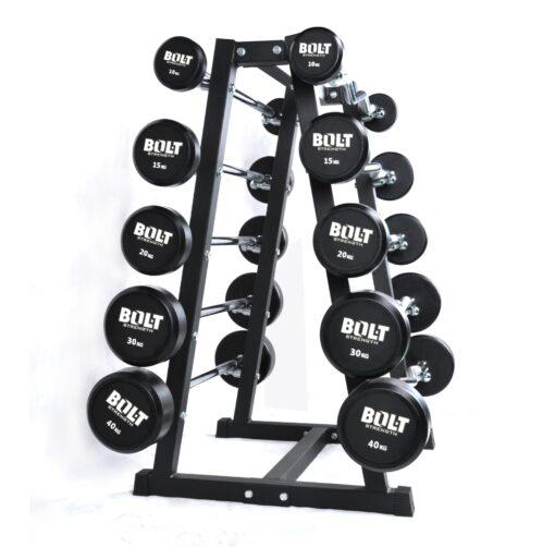 Bolt Strength Straight Barbells