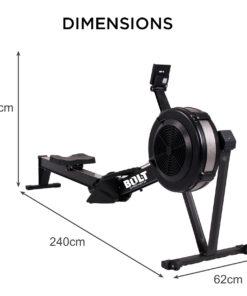 Bolt Air Rower Pro