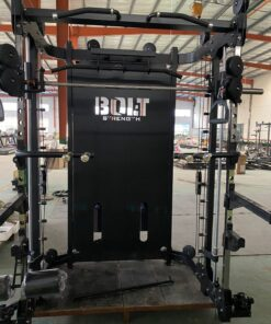 SMITH MACHINE MULTI RACK FUNCTIONAL TRAINER