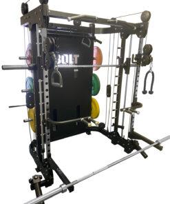 Bolt Strength Multi Functional Rack