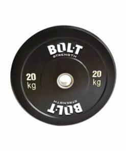 20KG Bolt Strength Bumper Plate
