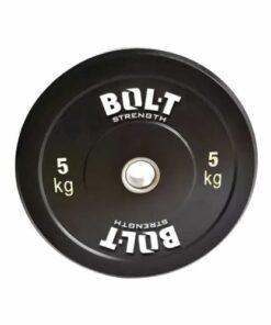5KG Bolt Strength Bumper Plate
