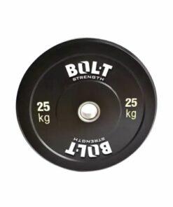 25KG Bolt Strength Bumper Plate