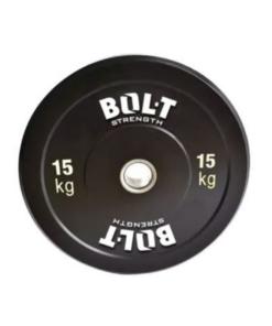 15KG Bolt Strength Bumper Plate
