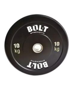 10kg Bolt Strength Bumper Plate