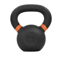 10kg Bolt Strength Cast Iron Kettlebell