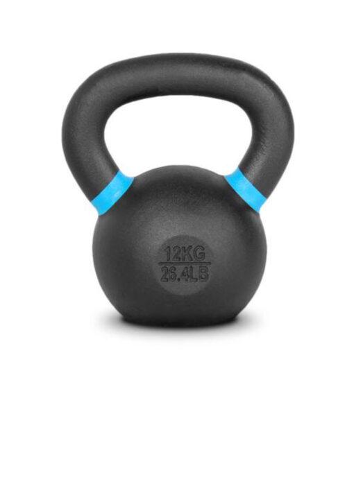 12kg Bolt Strength Cast Iron Kettlebell