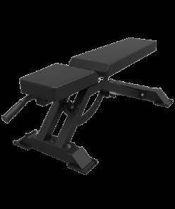Bolt Strength Full Commercial Adjustable Bench