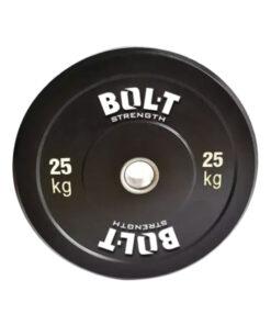 Bolt Strength 25kg Bumper Plate
