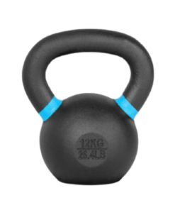Bolt Strength Cast Iron Kettlebell -12kg