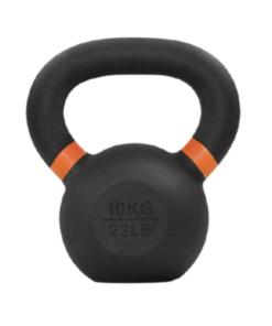 Bolt Strength Cast Iron Kettlebell -10kg