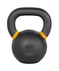 Bolt Strength Cast Iron Kettlebell -16kg