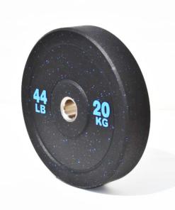 Bolt Strength Fleck Bumper Plates