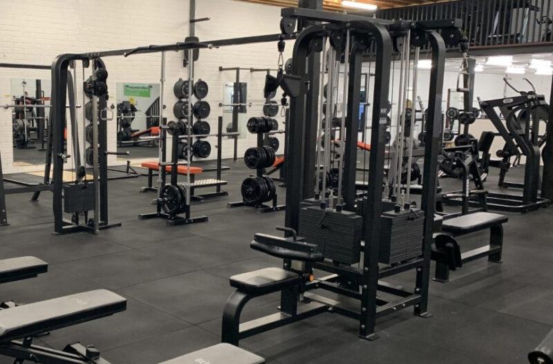 weight stack machines