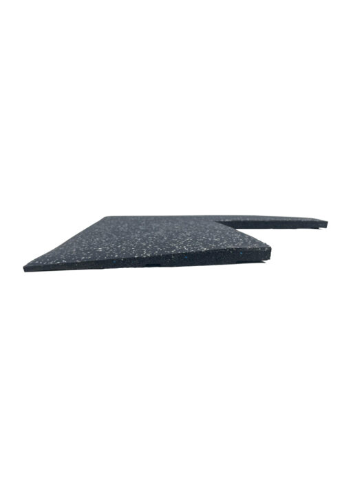 grey corner ramp