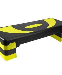 Aerobic step 70cm yellow