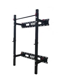 foldable squat rack