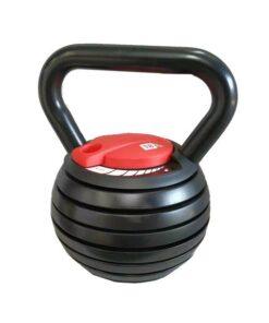 bolt strength adjustable kettlebell