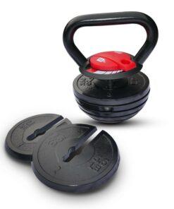 Bolt Strength Adjustable Kettlebell (18kg)