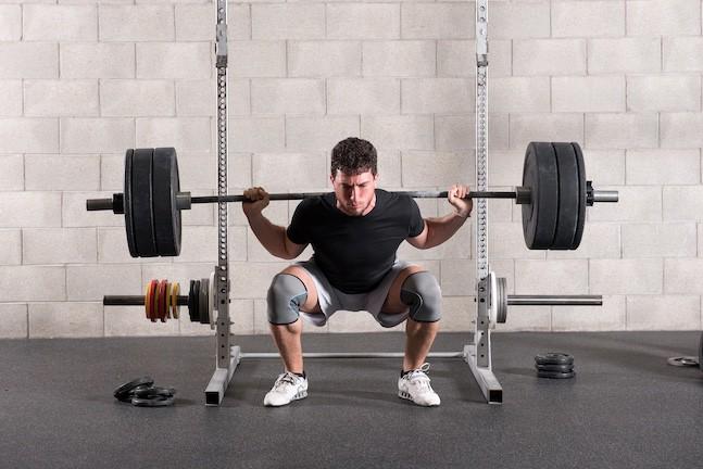 squat-racks